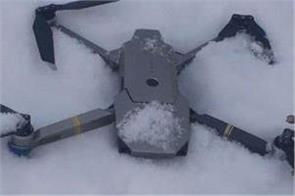 pak claims to have shot down indian spy drone along loc