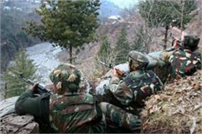 fourth ceasefire violation by pakistan in poonch sector in last two days