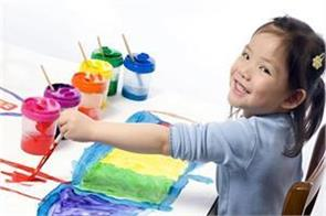 know your children personality from their favorite color