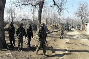 j k security forces piled 2 terrorists in badgam