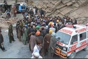 3 miners killed in coal mine blast in balochistan