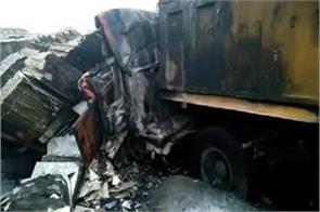 truck driver dies in truck