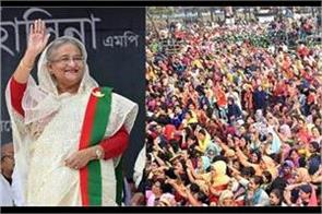 government will work for everyone hasina