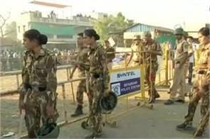 bhima koregaon violence anniversary 5000 policemen posted