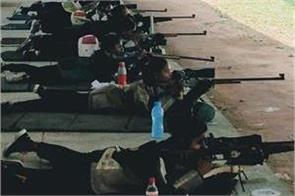 international level facilities available at sarangpur green shooting range
