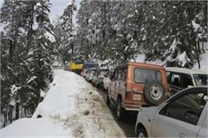 kashmir and ladakh in the next 24 hours warning of avalanches