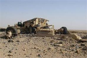 yemen 5 landmine foreign experts killed in explosion