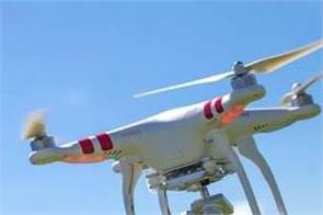 pakistan drone in indian border