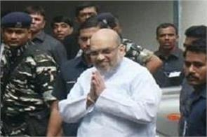 amit shah health improves leave soon from hospital