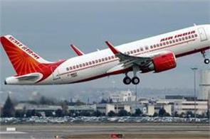 air india s great gift on the new year chandigarh will start between nanded