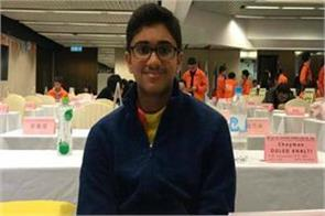 indian origin student wins gold medal in world memory championship