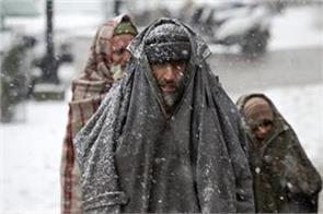 kashmir avalanche meteorological department snowfall