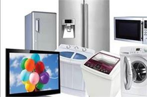 panasonic india import duty air conditioner refrigerators  washing machines