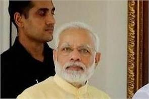 fight on twitter about pm tamil nadu tour