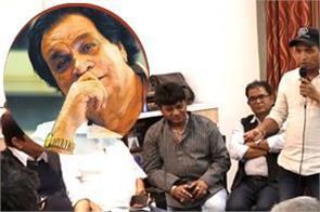 kader khan prayer meet in mumbai