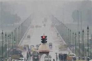 rain decrease temperature in delhi ncr