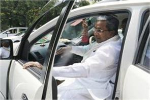 congress mla gifted 1 8 crore mercedes to siddaramaiah