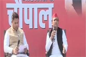 akhilesh congress is also afraid with the bjp