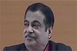 gadkari says modi government showed what he said