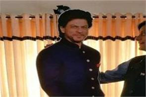when a fan made the temple of shahrukh khan