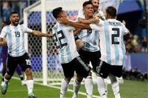 argentina s team will play friendly matches from venezuela and czech republic