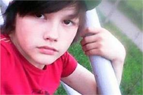 russian boy who had his skull died