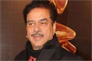 shatrughan sinha will now go through checking on patna airport