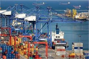 transport on ports up 4 percent