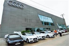 growth in the number of millionaires yet the sales of luxury cars decreased