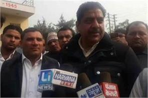 ajay chautala told digvijay chautala is krishna of jind election