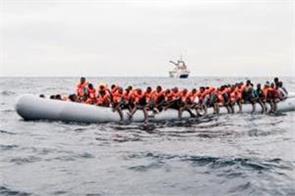 117 missing from sunken boat off libya