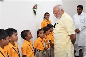 16 children of chhattisgarh to discuss tension in gujarat