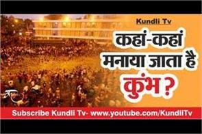where is the kumbh mela is celebrated