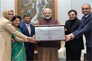 prime minister modi was awarded the philip kotler award