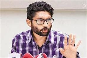 rss bjp main agenda to eliminate sc  st quota jignesh mewani