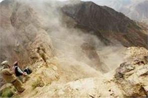 at least 30 killed after gold mine collapses in afghanistan