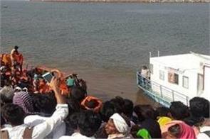 6 drowned as boat capsizes in narmada river
