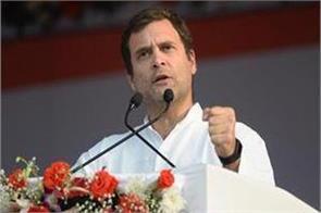 rahul attacks on bjp