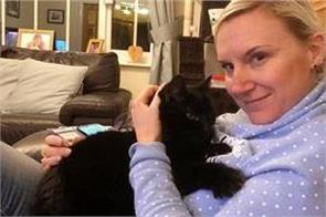 cat reunited with family 10 years after going missing
