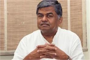 congress leader hariprasad has said that he has no flu