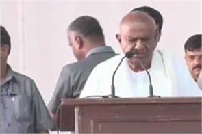 former prime minister devgowda said 6 months silent i will no longer be silent