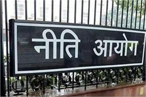 ceo of niti commission says lack of good job in the country