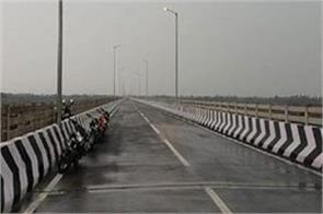kidiya gandyal bridge inaugration on tuesday