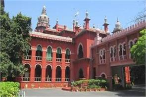 bad comment of madras high court temple also has to follow the law
