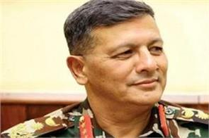 nepal army chief will be conferred honorary degree of  general of indian army
