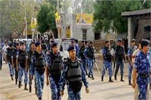 fter alerting the terrorist attack sohna police administration alerted