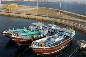 operating a portion of chabahar port in india s hands