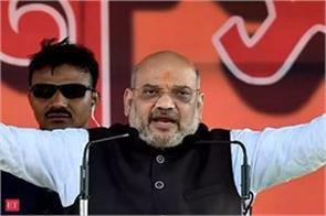 amit shah will address rally on 22 january in bengal