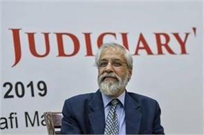 justice lokur says the need for change in the colonization