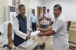 odisha sundergarh legislator jogesh resigns